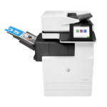 HP Color Laserjet MFP E87640dn a