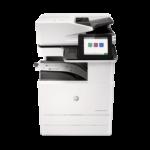 HP Laserjet MFP E72525dn a