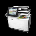 HP Pagewide Enterprise 586dn a