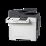 Lexmark CX510de a